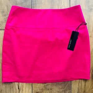 Express Women's Pink Mini Skirt 00 NWT